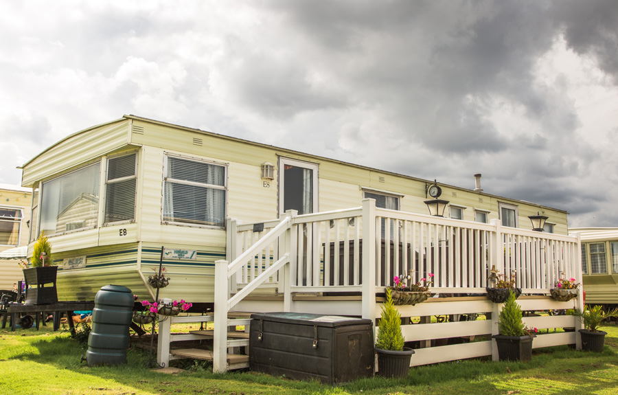 Holiday homes and caravan parks in Kent
