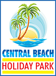 Central Beach Holiday Park Logo